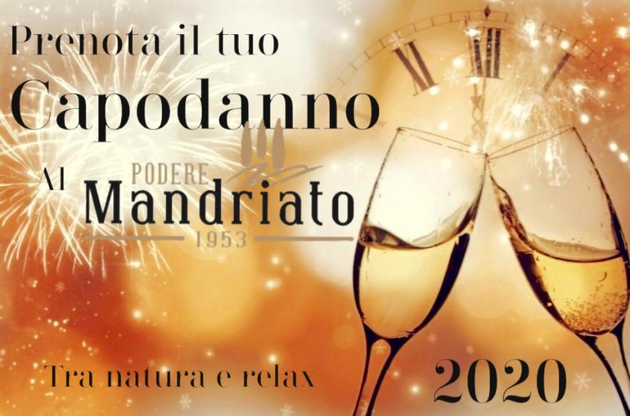 Ultimo dell'anno al Mandriato